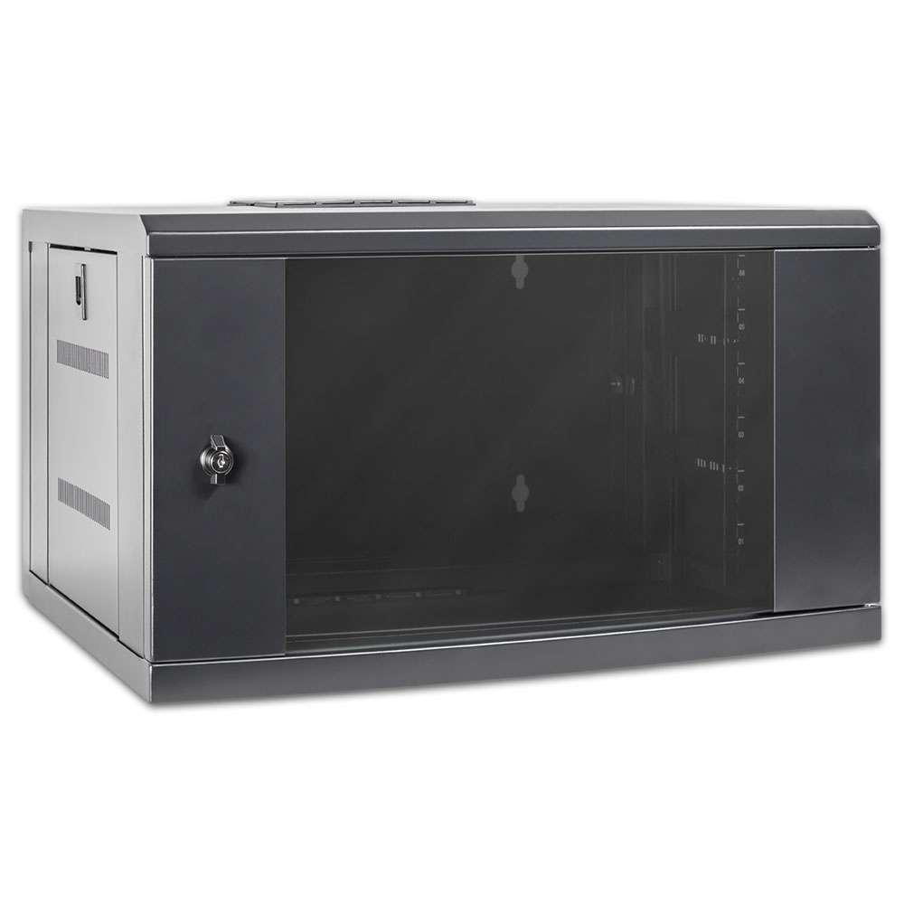 Serverschrank HE6-500 Server Schrank 19 Zoll 6 Einheiten | Sathelden ...