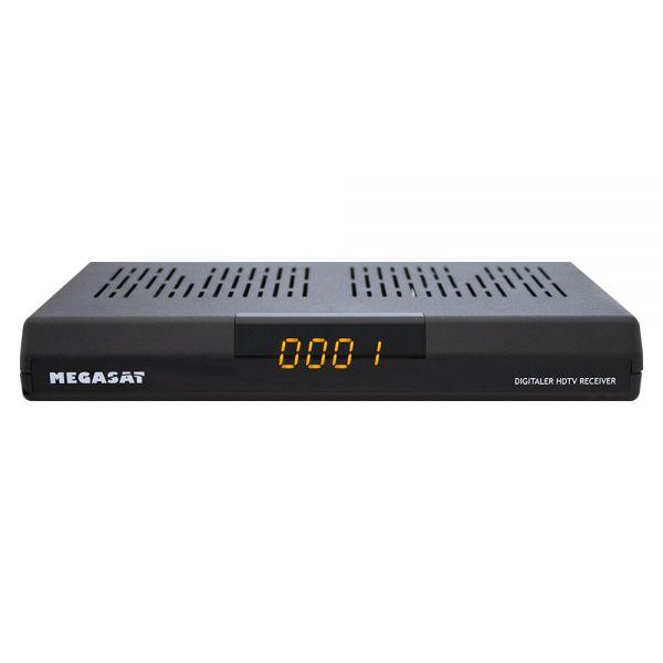 Megasat HD 450 Combo HDTV DVB-S2/ -T2/ -C Sat Kabel DVB-T2 Receiver 12V USB