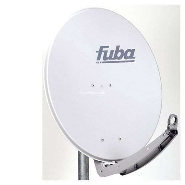 Fuba DAA 780 G Satellitenspiegel 78 cm Grau Alu Satelliten Sat Spiegel Schüssel