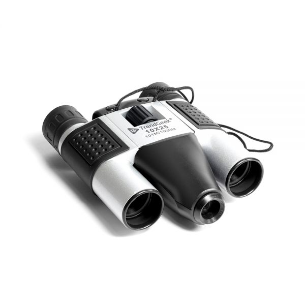 TrendGeek Fernglas mit digitaler Kamera TG-125 10-fach Zoom 1,3MP