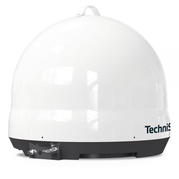TechniSat Skyrider Dome Single mobile vollautomatische Sat Antenne Anlage Camping