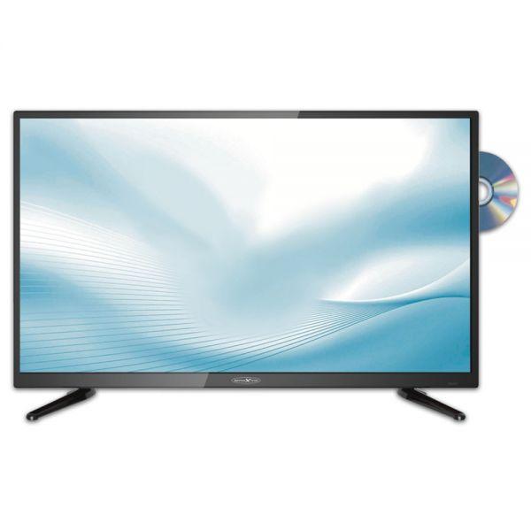 """Reflexion LDD 3288 32 Zoll DVD Camping 32"""" LED TV DVB-S2 DVB-T2 HDTV 12V 230V Fernseher"""