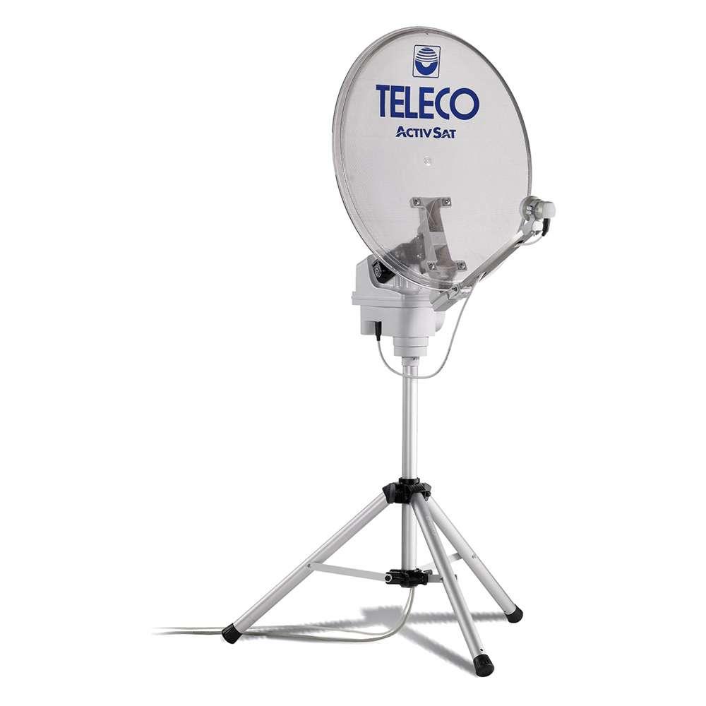 Teleco Activesat 65 Vollautomatische Satellitenantenne Sat System