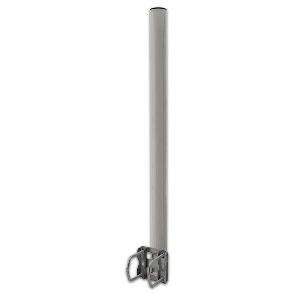 Megasat Balkongeländehalter Sat Montage Länge 80cm