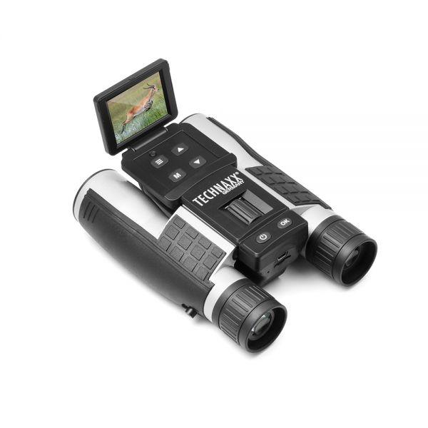 Technaxx TX-142 Full HD Fernglas mit Farbdisplay 4-fach Zoom 5MP