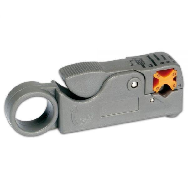 Abisolierwerkzeug FZ69 Abisolierer für Koaxialkabel